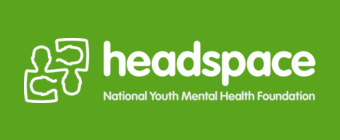headspace logo national youth mental health