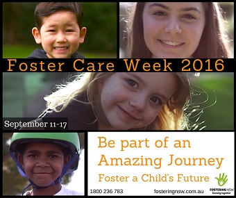 Foster Care Week 2016
