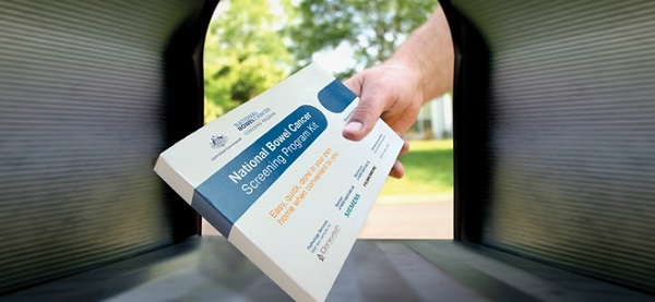 Bowel Cancer Screening Program mailout