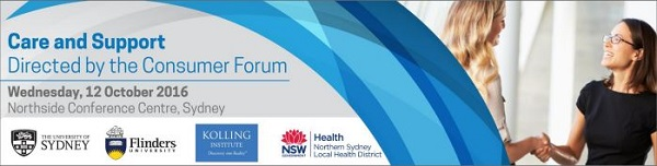 Care and Support forum banner