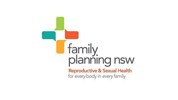 Family Planning NSW logo for survey