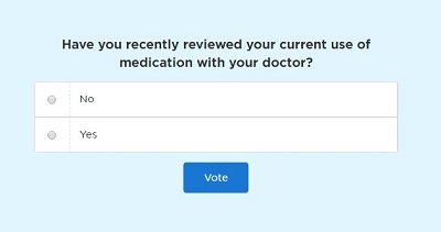 SNPHN medication use poll