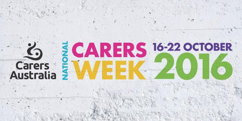 Carers Week slide