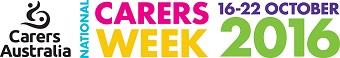 National Carers Week 2016 logo