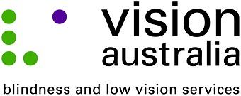 Vision Australia logo small
