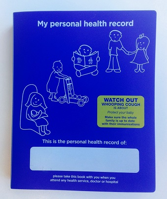 My personal health record image