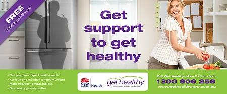 Get Healthy Service - community banner