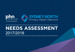Need Assessment Cover